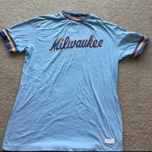 Milwaukee Brewers shirt